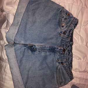 Levi shorts!!!